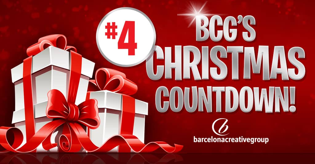 Welcome To Christmas.Welcome To Bcg S Christmas Countdown Day 4 Our Favorite